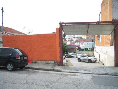 Terreno Para Venda, 300.0 M2, Jardim São Jose - São Paulo - 5592