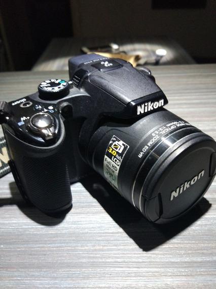 Cámara Nikon Coolpix P510 De 16.1 Megapíxeles