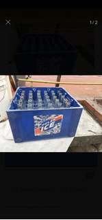 Gavera De Cerveza Polar Ice+ Vacios Solo En Barqusimeto