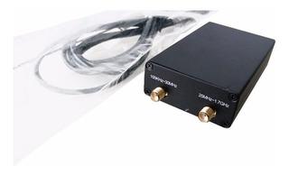 Receptor Hf Sdr Usb 100khz A 1.7ghz Para Pc Software Vhf Uhf