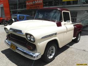 Chevrolet Apache Apache
