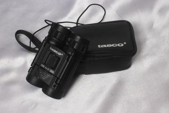 Binóculo Tasco Usa-8 X 21-anos 80 -case Couro-frete Gratis