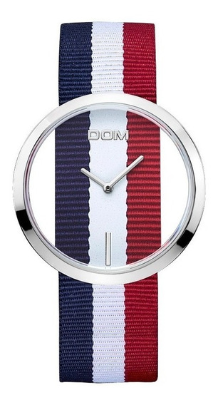 Relógio Luxuoso Delicate - Resistente Água-cores Da Tommy F
