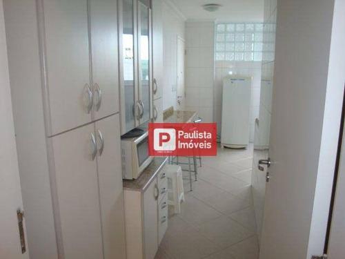 Apartamento Para Alugar, 42 M² Por R$ 4.998,00/mês - Bela Vista - São Paulo/sp - Ap16803