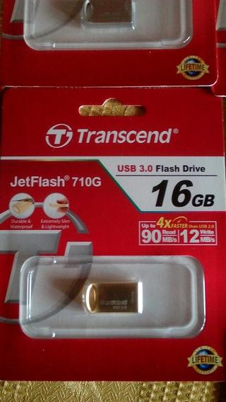 Pen Drive Transcend Original Usb 3.0 Maxima Velocidad 5gbs