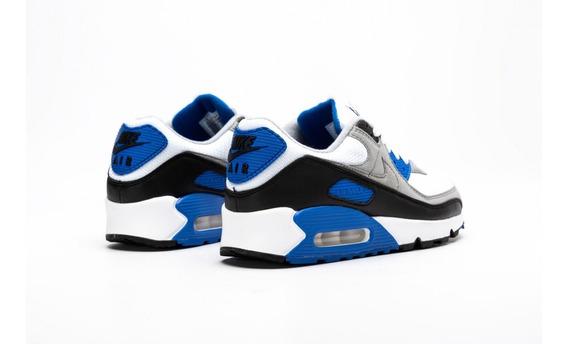 Nike Air Max 90 Og Hyper Royal Hombre Originales