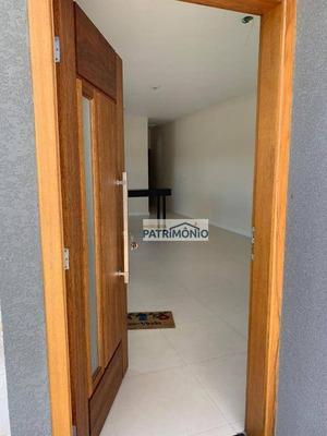 Casa Com 3 Dormitórios À Venda, 111 M² Por R$ 520.000 - Jardim Do Lago - Atibaia/sp - Ca0525