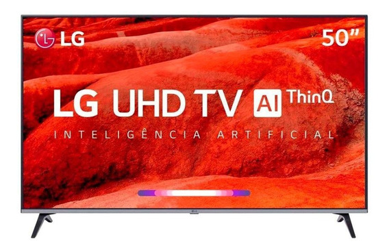 Smart Tv LG Led 4k 50 50um751c