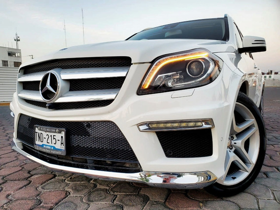 Mercedes-benz Clase Gl 500 V8 Biturbo 2015