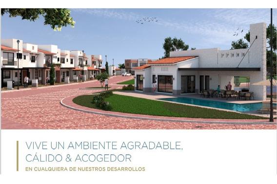 Casas Residenciales En Mérida, Con 10 Mil Pesos De Enganche