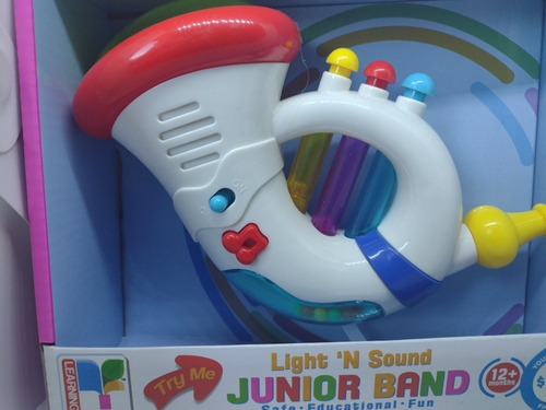 Saxofón Trompeta De Aprendizaje Para Bebe Nuevo