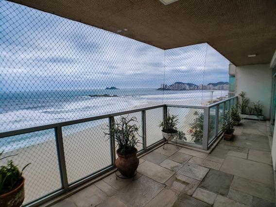 Praia Das Pitangueiras - Frente Total Ao Mar - 250 Metros Uteis - Ap05274 - 68300306