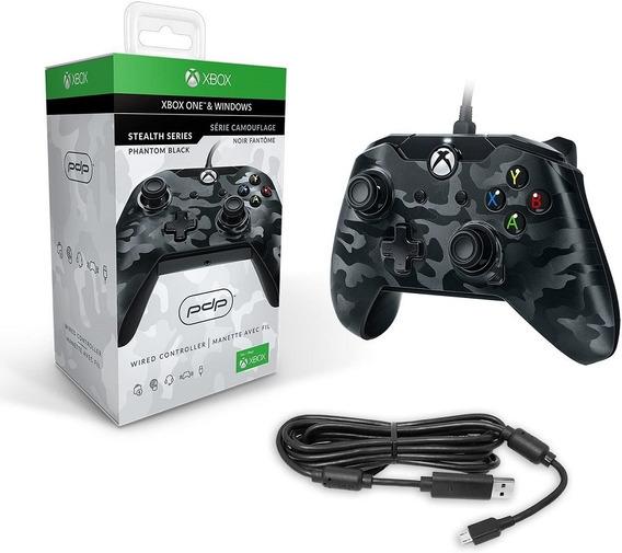 Control Alámbrico Para Xbox One Y Pc Pdp