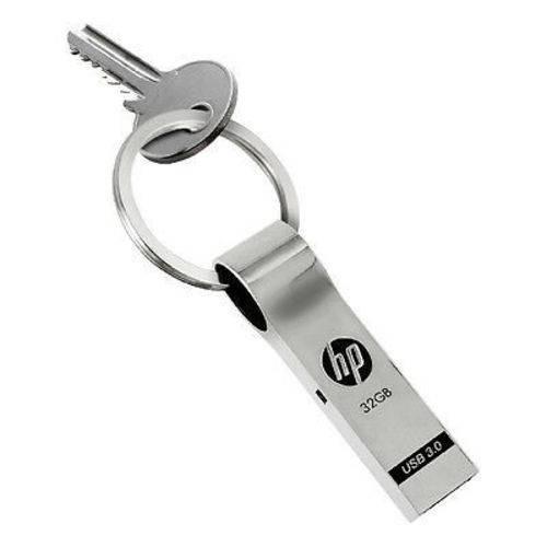 Pen Drive 32gb Usb 3.0 Metal Hp X785w Original