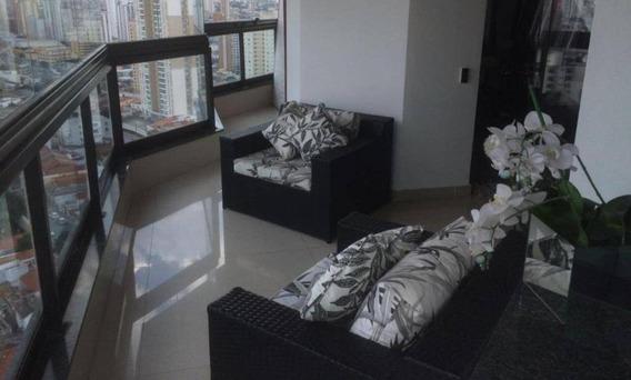 Cobertura Residencial Para Locação, Água Rasa, São Paulo - Co0372. - Co0372