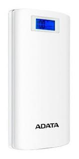Adata Power Bank 20000mah Cargador Portatil Celular Dual Usb