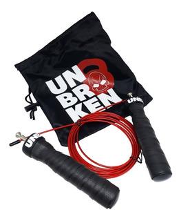 Corda De Pular Corda Crossfit Speed Rope Kit Crossfit Unbrok