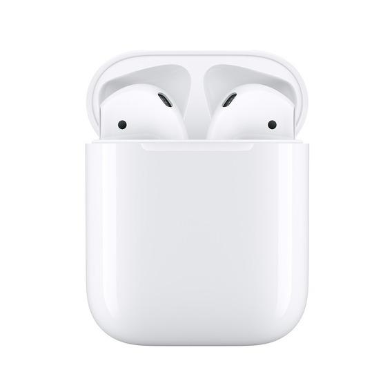 Fone De Ouvido Sem Fio Apple AirPods 2 Original Ovo
