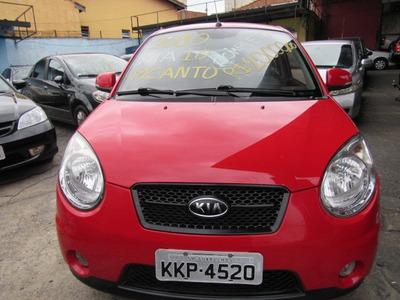 Kia Picanto Ex 1.0 Completo 2010