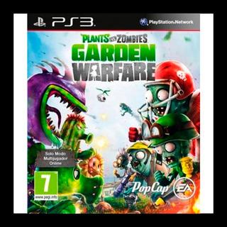 Plants Vs. Zombies Garden Warfare Ps3 Aceptamos Oxxo