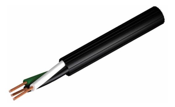 Cable Uso Rudo 3 X 18 Para Señal De Electronivel Por Metro