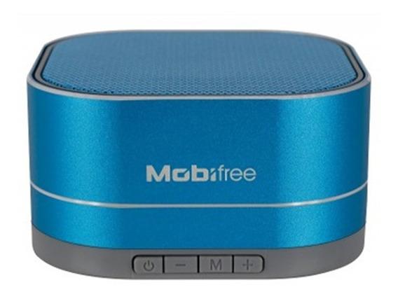 Bocina Acteck Portatil Bluetooth Urban Kaos Azul Mb-9164 /vc