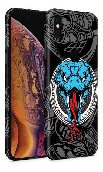 Skin Blue Snake Para Telefonos Apple iPhone