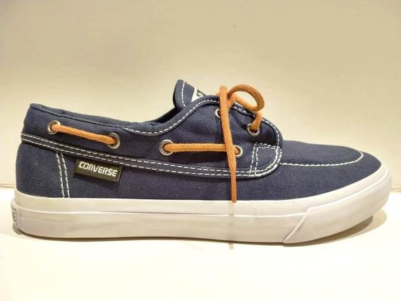 Zapato Converse Sea Star Nautico Lona Hombre Lona Dep