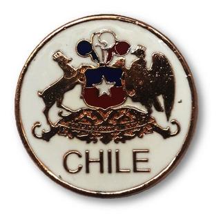 Magnético Escudo Nacional Chile (6815)