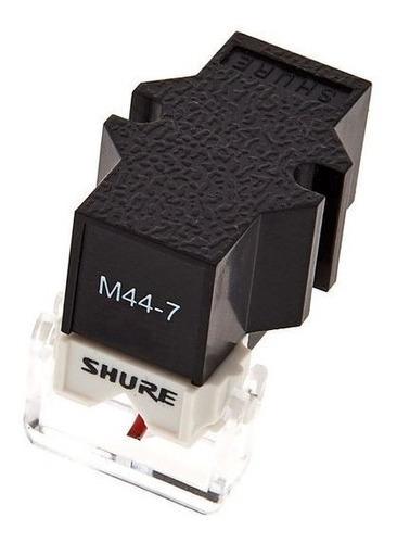 Imagen 1 de 4 de Fonocaptor Shure M44-7 Dj Pastilla Cartucho Aguja Nuevo