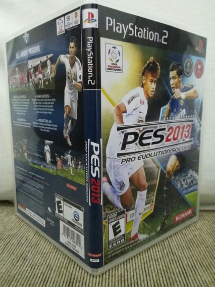 Ps2 Pes 2013 Para Playstation 2 - Patch