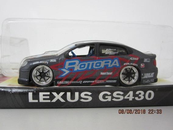 Lexus Gs430 Escala 1:64 Da Jada Toys Série Import Racer