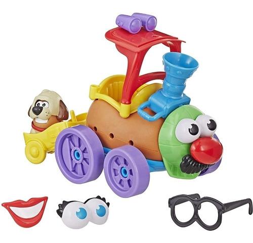 Mr Potato Head Sr Cabeça De Batata Veículos Malucos Hasbro