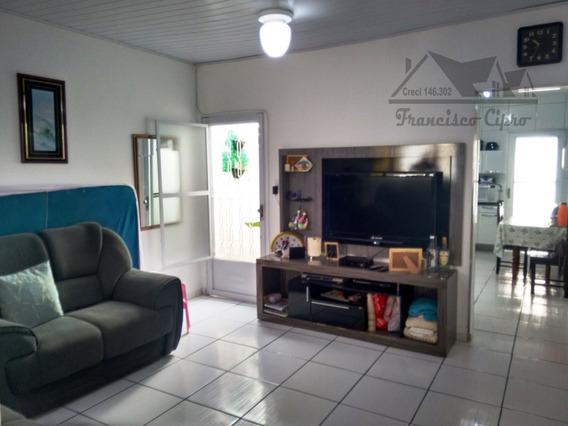 Casa A Venda No Bairro Campo Do Galvão Em Guaratinguetá - - Cs250-1