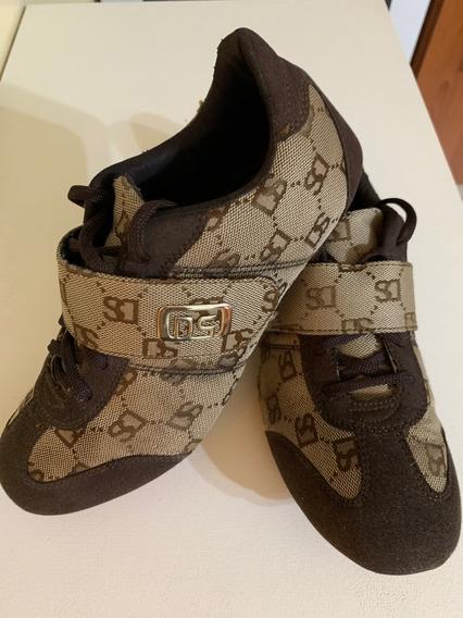 Zapatillas Urbanas Importadas Usa! Super Elegantes!!