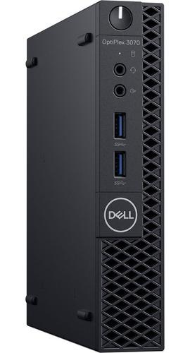 Cpu Mini Dell 3070m I7 8700t 16gb Ddr4 Ssd 240gb Win 10 Pro