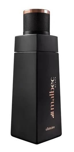 Perfume Malbec Black Des Colônia 100ml Oboticário Lançamento