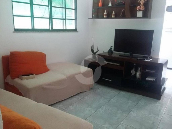 Sobrado Residencial À Venda, Porto Da Madama, São Gonçalo. - So0016