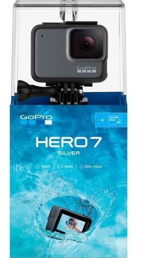 Câmera Gopro Hero 7 Silver Go Pro