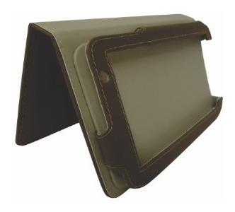 Capa Case Porta Tablet De 7 Polegadas Couro Vários Modelos
