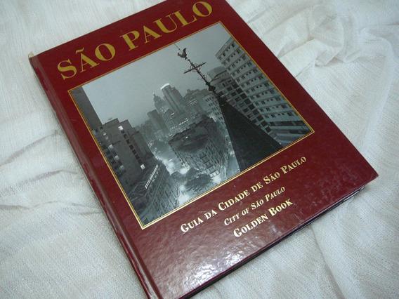 Golden Book Guia Da Cidade De São Paulo 2007