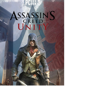 Assassins Creed Unity Complete Edition-pc-dvd-(midia Fisica)