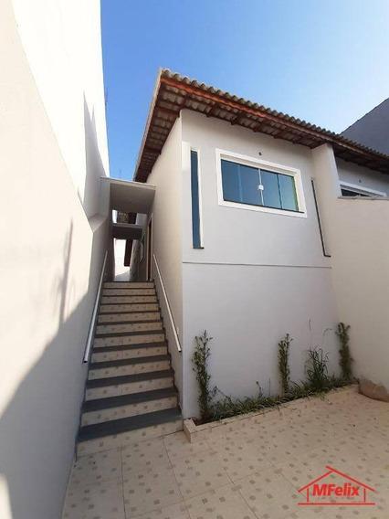Casa Nova, 2 Dorms (1 Suíte), 75m, Bonsucesso, Guarulhos. - Ca0071