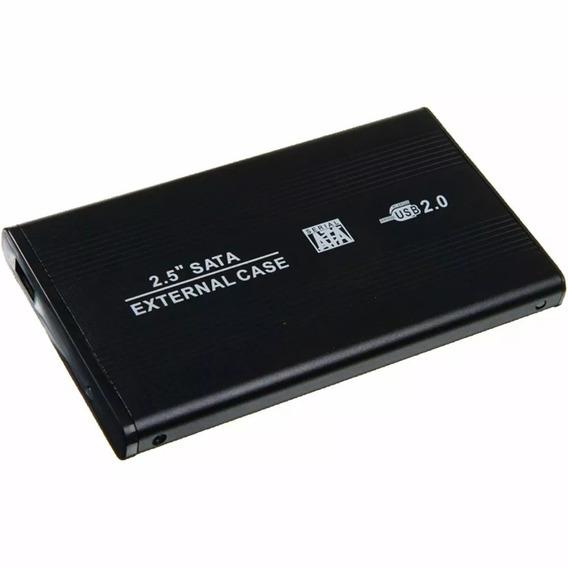 Carry Case Externo 2.5 Usb P/ Disco Sata Notebook - Fac A/b