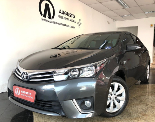 Toyota Corolla 1.8 Automático Vvt-i Gli  (flex) 2016