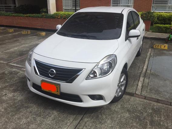 Nissan Versa Automatico Version Full 1.6
