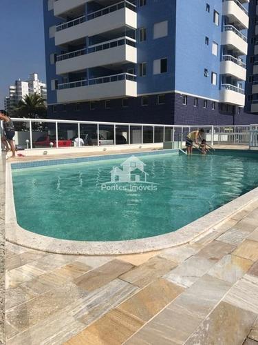 Imagem 1 de 19 de Apartamento 1 Quarto(s) Para Venda No Bairro Maracanã Em Praia Grande - Sp - Apa115