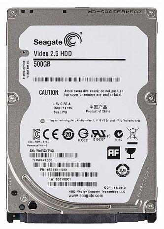 Hd 500gb Notebook Seagate/wd/hgst Vídeo 2.5 C/10 Und-atacado