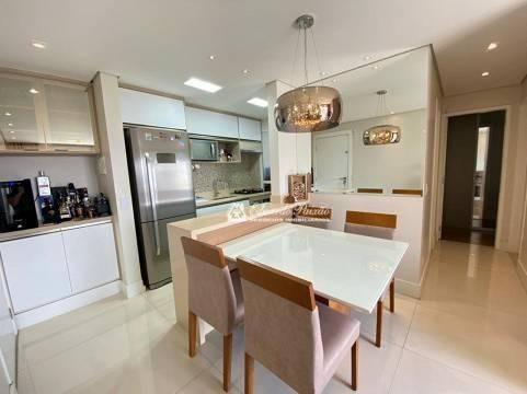 Lindo Apartamento No Condomínio Pleno Jaçanã - Ap0350