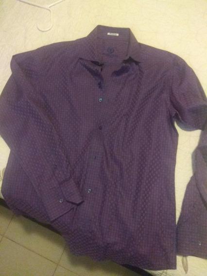 Camisa Original Butgachi Uomo Original Nueva Talla M